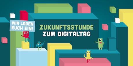 Zukunftsstunde am deutschen Digitaltag Tickets