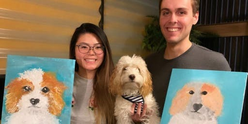 Paint your Dog (Dine in)