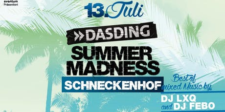 DASDING SummerMadness Tickets