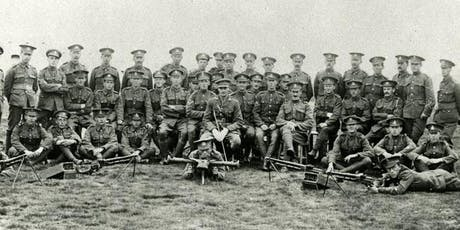 Introduction to Researching Military Ancestors - Free Workshop tickets