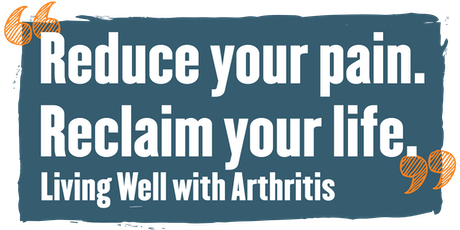 Living Well with Arthritis course, Cork tickets