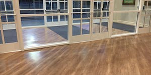 How to Clean, Polish & Restore Resilient Floors...