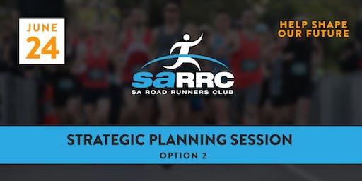 SARRC 2019 Strategic Planning Session Option 2