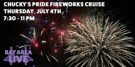 Bay Area Live - Fourth of July Fireworks Cruise tickets