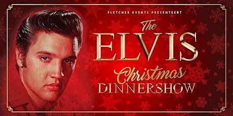 The Elvis Christmas Dinnershow in Heiloo (Noord-Holland) 20-12-2019 tickets
