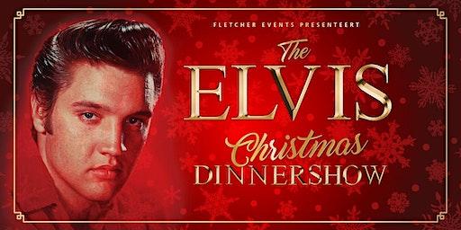 The Elvis Christmas Dinnershow in Heiloo (Noord-Holland) 20-12-2019