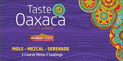 Taste Of Oaxaca