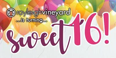 Vineyard Birthday Party