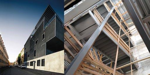 MILANO - Workshop di cantiere. Edificio pluripiano con struttura in acciaio