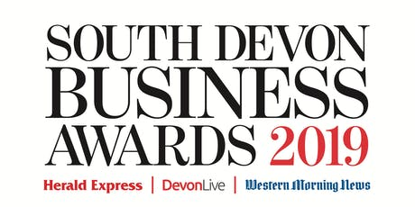 Free Workshop: South Devon Business Awards 2019 - Get your nomination noticed  tickets