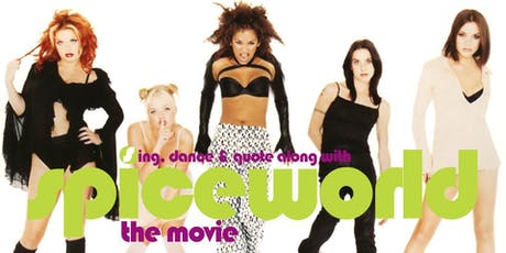 Girls Night Out: SPICE WORLD (+ Pizza!) tickets