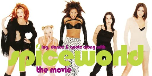 Girls Night Out: SPICE WORLD (+ Pizza!)