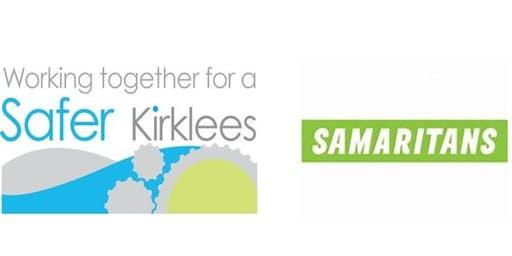 Samaritans Awareness Briefing - Huddersfield