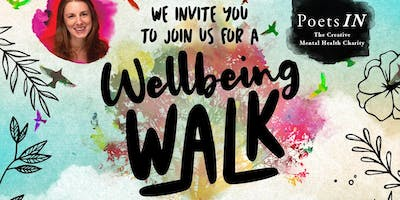 Wellbeing Walk at the RSPB Reserve