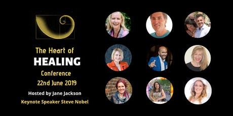 The Heart of Healing Conference tickets
