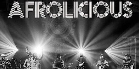 Afrolicious at Elbo Room JL tickets