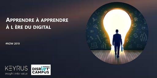 Apprendre à l'ère du digital