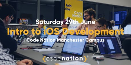 Intro to iOS Development with Code Nation tickets