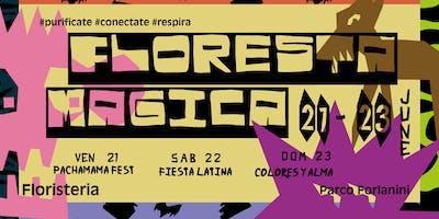 Floresta Magica - 25° Fête de la Musique