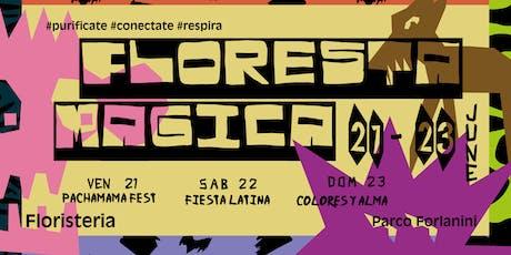 Floresta Magica - 25° Fête de la Musique biglietti