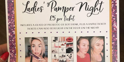 Ladies Pamper Night