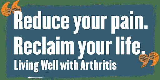 Living Well with Arthritis course, Cavan