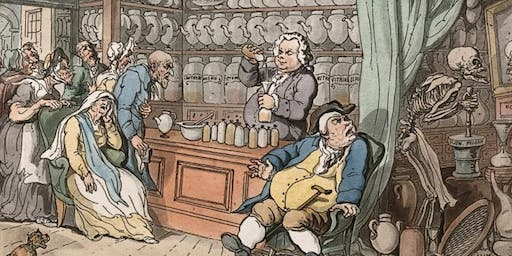 History of Pharmacy & The Pharmaceutical Course