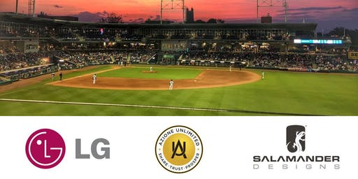 Salamander and LG Training & Baseball  Event - Sponsored By Azione