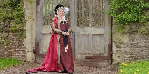 Tudor Legacies Talk - The Dressing of a Tudor Queen