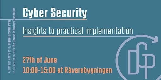 GO GROW - Cyber Security Seminar