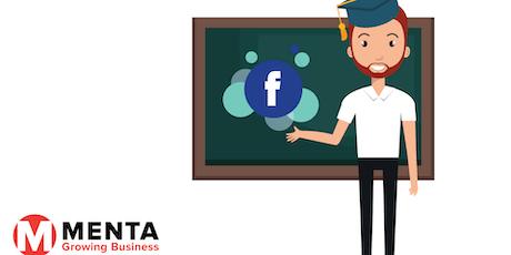Facebook for Business (Beginners) - Social Media Trainingtickets