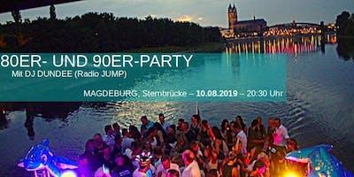 80er / 90er Party - DJ Dundee (Radio Jump)