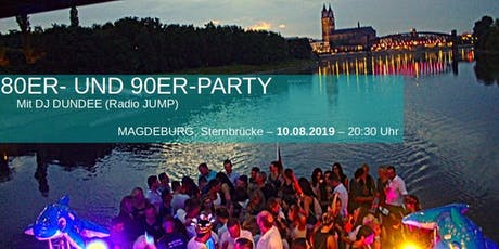 80er / 90er Party - DJ Dundee (Radio Jump) tickets