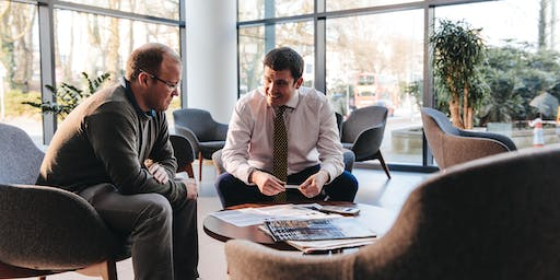 Free consultation with your local Financial Adviser James Black - 10 October 2019
