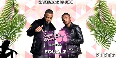 Losse Heupjes 18+ {Equalz LIVE} | Panama Amsterdam