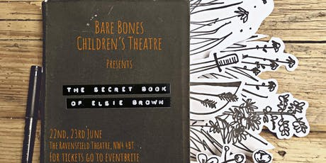 The Secret Book of Elsie Brown tickets