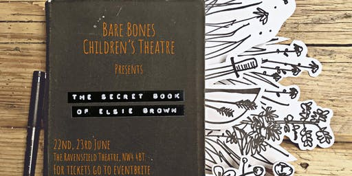The Secret Book of Elsie Brown