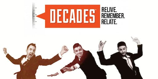 DECADES - STORY OF THE MAN BAND