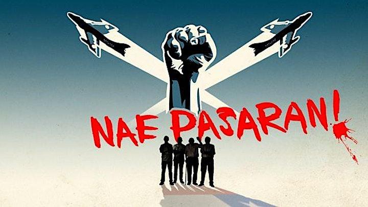 Nae Pasaran film night image
