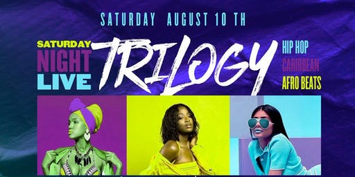 Saturday Night Live Hip Hop Afrobeats and Caribbean @ 760 Rooftop