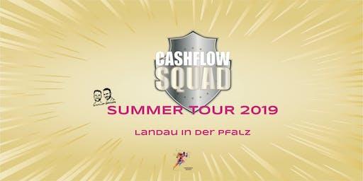 CASHFLOW SQUAD SUMMER TOUR in LANDAU (i. d. Pfalz)
