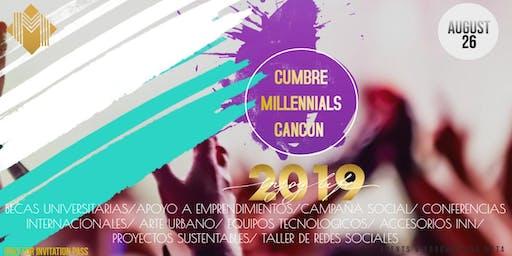 CUMBRE MILLENNIALS QUINTANA ROO 2019