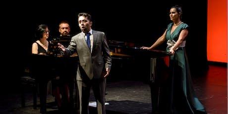 Boston Conservatory Opera Intensive at Valencia Presents a Program of Opera Scenes entradas