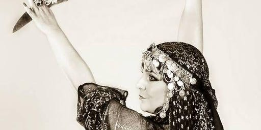 Move with poise and power – a three-hour workshop combining Pilates and belly dancing.