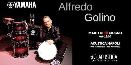 New Yamaha Live Custom Hybrid Oak w/ Alfredo Golino biglietti