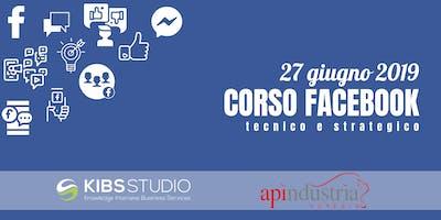 Facebook: I segreti di una comunicazione misurabile