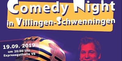 Comedy Night in Villingen-Schwenningen