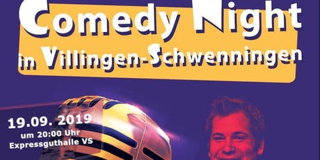 Comedy Night in Villingen-Schwenningen Tickets