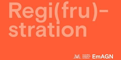 Regi(fru)stration tickets