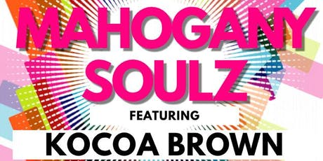 Mahogany Soulz play live Funk, Soul, RnB and motown at Royal Standard tickets